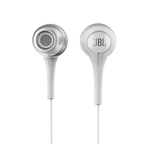 JBL T200A white